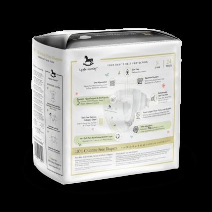 Applecrumby™ Chlorine Free Premium Baby Diaper Tape S24
