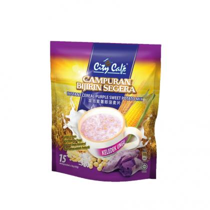 CITYCAFE Instant Cereal Purple Sweet Potato Mix