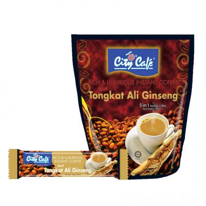 CITYCAFE 5 in 1 Tongkat Ali Ginseng Instant CoffeeMix