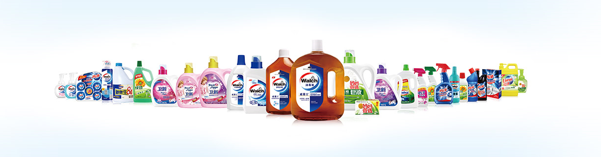 Personal Care & Household products